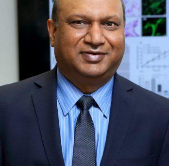 portrait of Dr. Jain