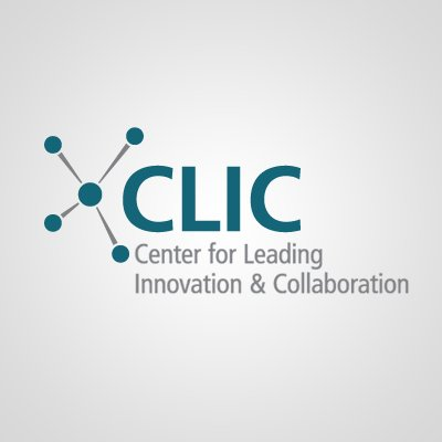 CLIC Center for Leading Innovation and collaboration logo