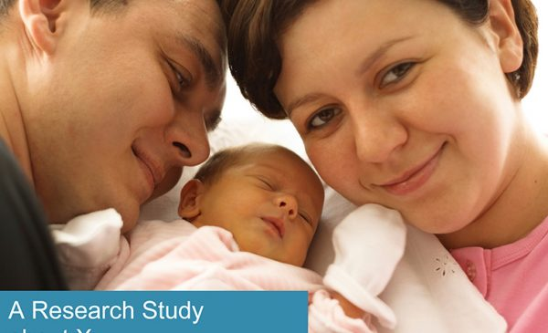 thumbnail for recruitment flyer featuring a caucasian family
