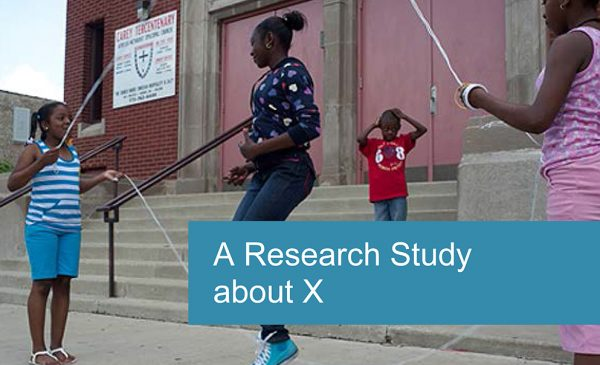 thumbnail for recruitment flyer featuring african america girls