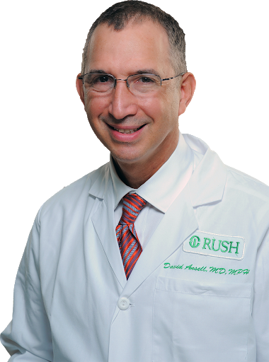 Photo of Dr. David Ansell