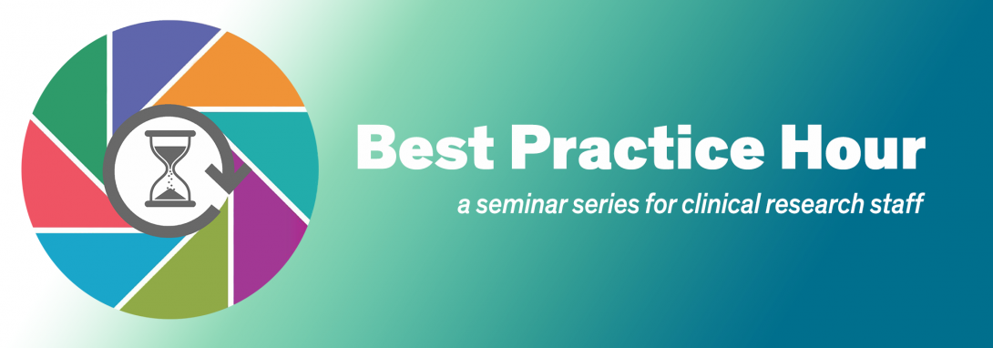 Best Practice Hour competency spectrum with hourglass