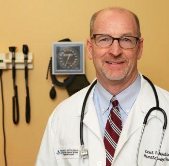 Dr. Kent Hoskins. Photo: Jenny Fontaine
