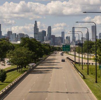 Chicago's Lake Shore Drive