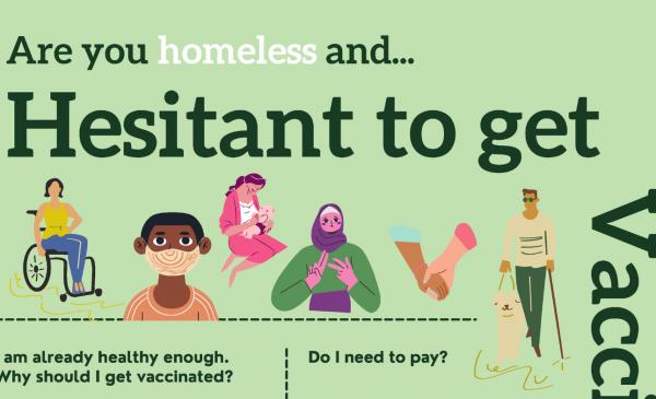 thumbnail of homeless vaccine poster