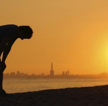 A person experiences extreme heat, iStock