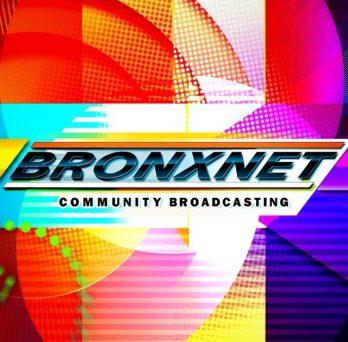 bronxnet community broadcasting logo